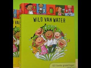 Wild van Water - kit voor 1e graad lager onderwijs