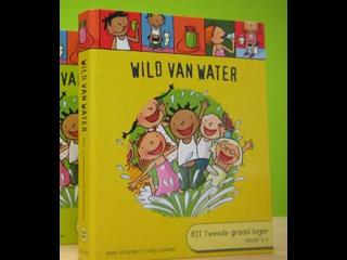 Wild van Water - kit voor 2e graad lager onderwijs