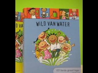 Wild van Water - kit voor 3e graad lager onderwijs