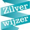 Zilverwijzer logo blauw