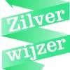 Zilverwijzer logo donkergroen